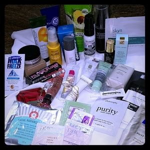 30 piece Beauty lot full and sample size